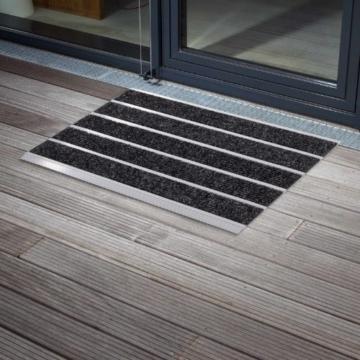 Alu Fußmatte Select Mat - 2 Größen wählbar - 42x60cm -