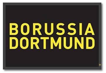 """BVB Borussia Dortmund Fußmatte """"Borussia Dortmund"""" -"""