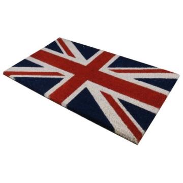 JVL Union Flag Fußmatten 40 x 70 cm -