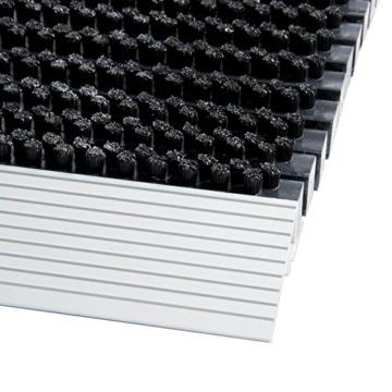 Repräsentative Fußmatte Profi Brush - Testurteil Sehr Gut - in 2 Größen, 50x80cm -