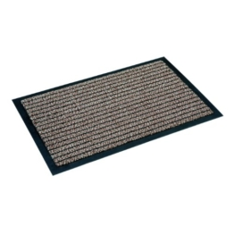 Sauberlaufmatten Schmutzfangmatten Fußmatten, 120 x 180 cm, braun -