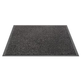 Schmutzfangmatte Anthrazit-Schwarz 90 x 150 cm Fußmatte Türmatte Fußabtreter Schmutzmatte Sauberlaufmatte -