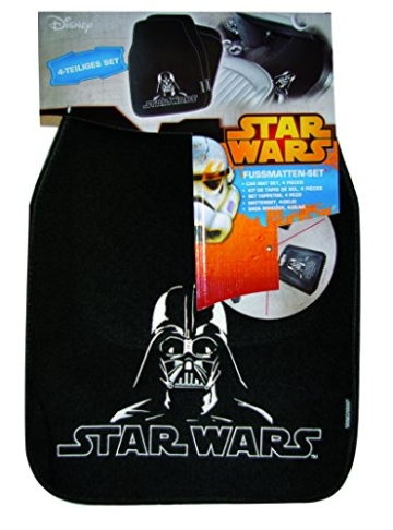 Star Wars STINN800 Auto-Fußmatten-Set -