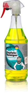 TUGA Teufels-Reiniger - Intensiv Alles Reiniger, 1000 ml Sprühflasche -