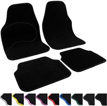 Universal Auto Fußmatten Teppich Autoteppiche Stoffmatten AM7135 -
